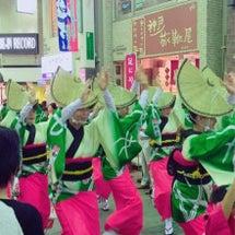 高円寺阿波踊り。