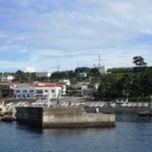 「初島から熱海港へ …