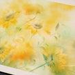 【フラワーパステル画…