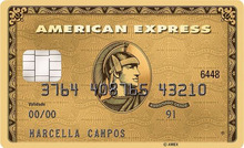 American Express Gold Card (Brazil)