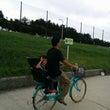 サイクリング*若洲海…