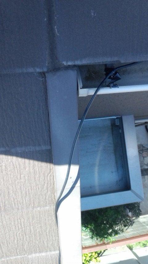 地デジテレビアンテナ修理