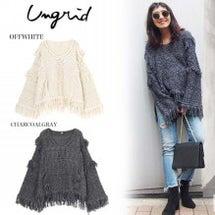 UNGRID♥秋新作