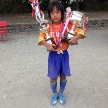 息子のサッカー