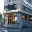 渋谷らしくcafeで…