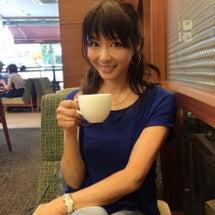 コーヒー飲みながら……