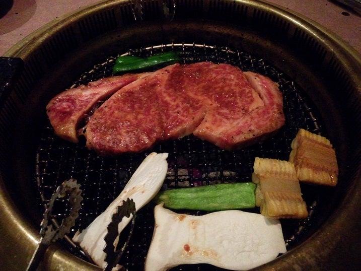焼肉ソウル【サーロインステーキ】