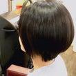学生さんの縮毛矯正(…