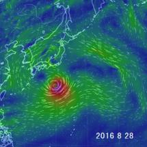 台風 地震 火山