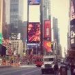 NY旅行 その1