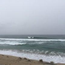 今日の波とイベントの…
