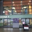 ただいま関西国際空港…