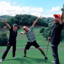 ゴルフ終了