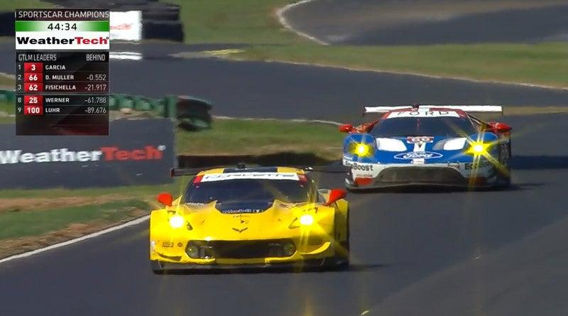 3corvette 66fordgt wtsc2016vir決勝結果