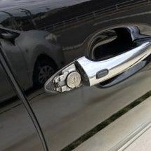車の新しいセキュリテ…
