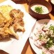 太りにくい天ぷらと豆…