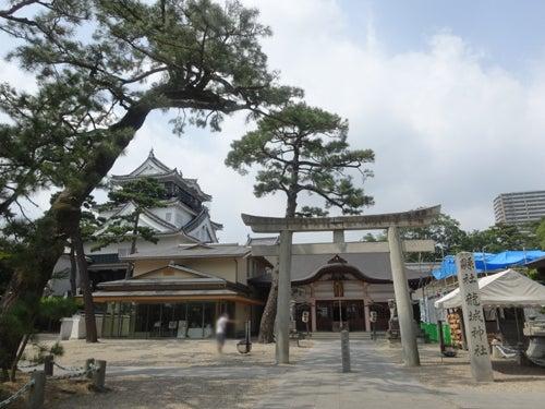 岡崎城巡り14