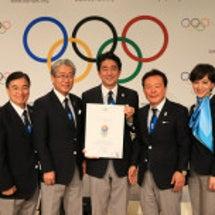「東京オリンピックも…