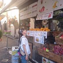 フィレンツェの街並み…