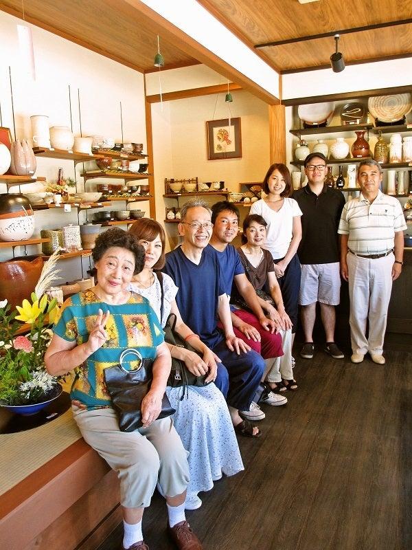 東京都からおいでの友の会会員Y様ご家族