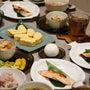 【献立】鮭の西京漬け…