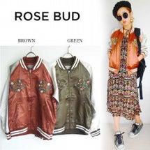 ROSE BUD♥秋…