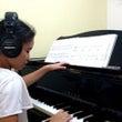 演奏に対する集中力が…