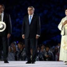 オリンピックと着物 …