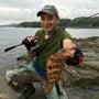 ショア真鯛 私のタッ…