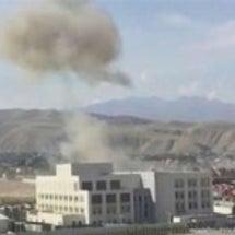 中国大使館へ自爆攻撃…