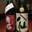 日本酒&秋メニュー…