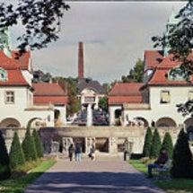 ドイツ保養地バードナ…