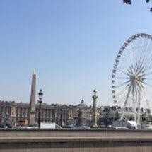 パリ、エンジョイ中❤…