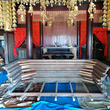 天和年間の須弥壇の保…