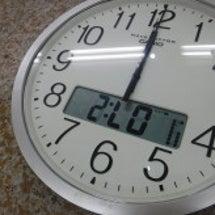 エバーレ時計が変わり…