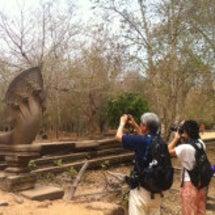カンボジア遺跡観光 …