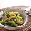 小松菜と油揚げの中華…