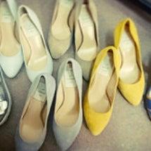 今日は靴の日なんだっ…