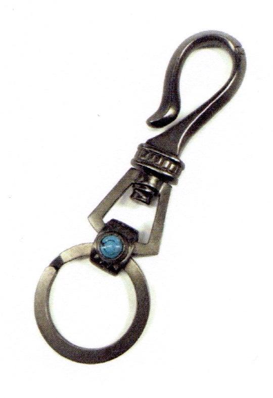 8ARTBEATS turquoise key holder