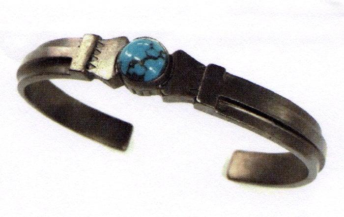 8ARTBEATS turquoise BANGLE