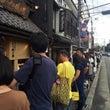 雨の京都で神社参り