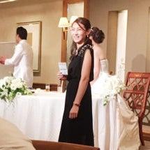 友達の結婚式♪