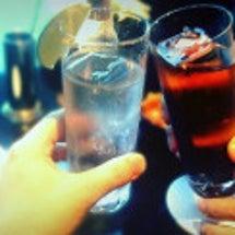 本日お茶会&バー飲み…