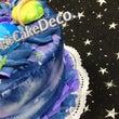 宇宙のケーキデコレー…