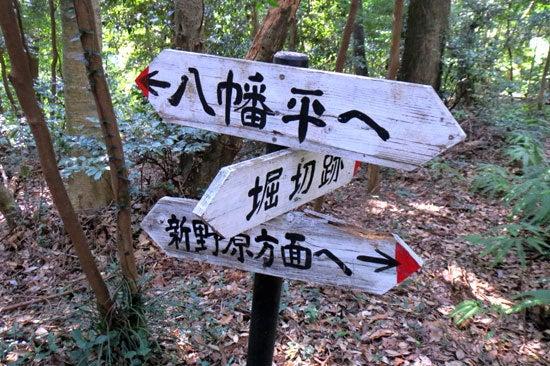 【写12】八幡平の城
