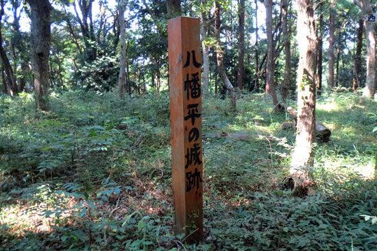 【写17】八幡平の城