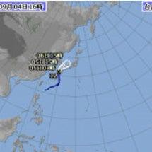 福岡接近 台風12号…
