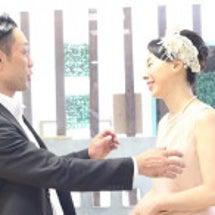 結婚式のお客様