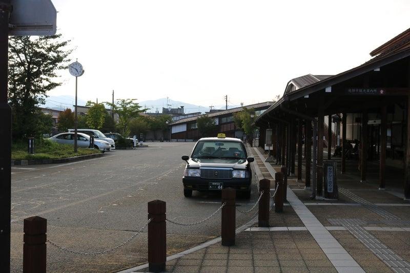 飛騨古川駅タクシー乗り場