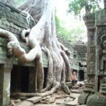 夏休みカンボジア観光